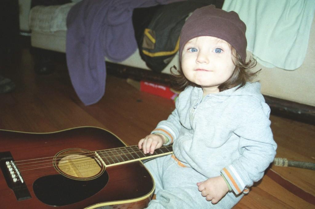 12 months 38 guitar