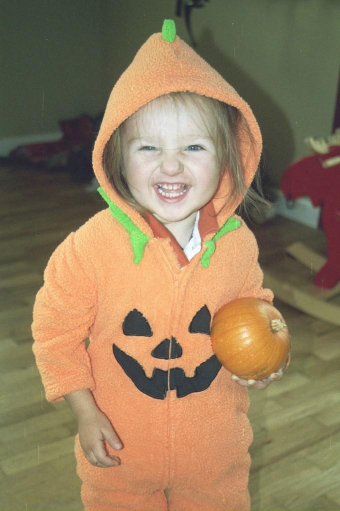 20 months 16 halloween