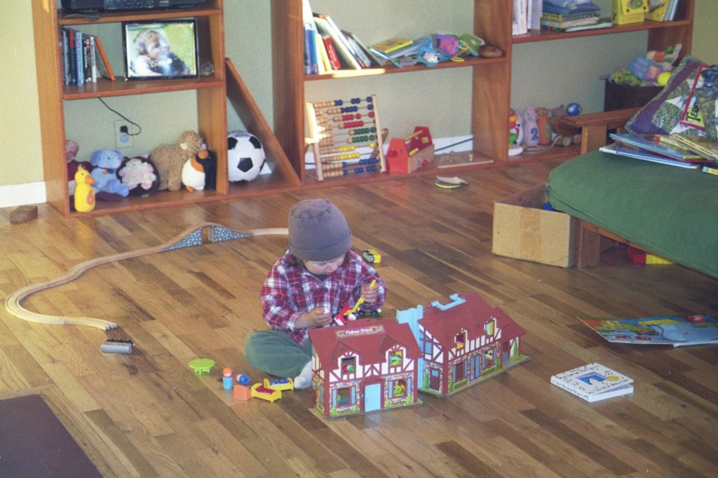 16 months 17 new dollhouse