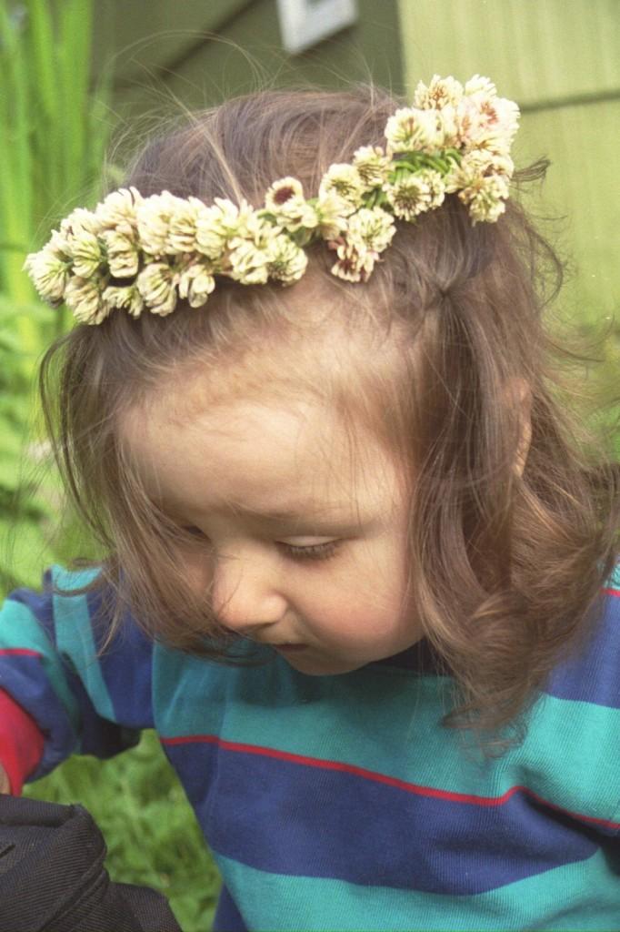 16 months 2 flower child