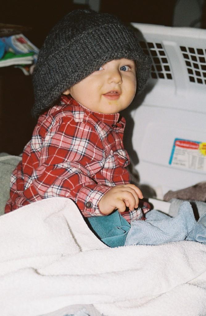 9 months 14 dads hat
