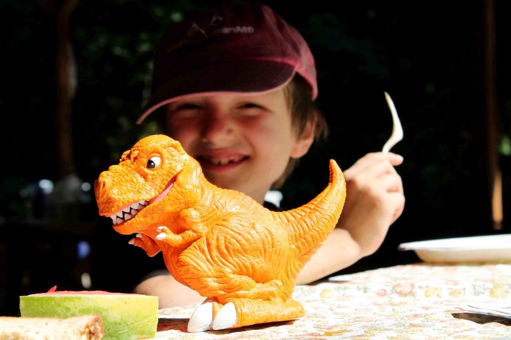 orange t rex Picture 132