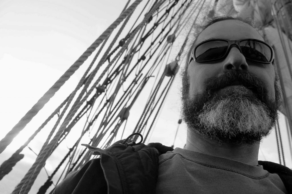 bw tall ship handsomeIMG_6826